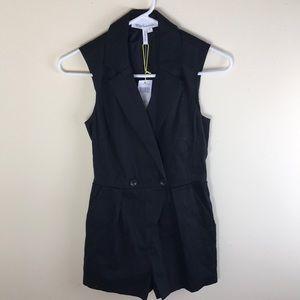 NWT BCBGeneration Sleeveless Mini Jumpsuit